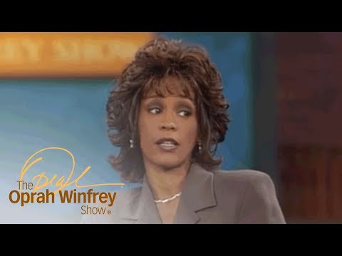 The Decision That Convinced Whitney Houston to Join Waiting to Exhale | The Oprah Winfrey Show | OWN