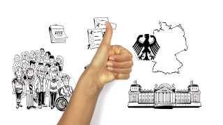 Erklärvideo: Wie funktioniert die Bundestagswahl?
