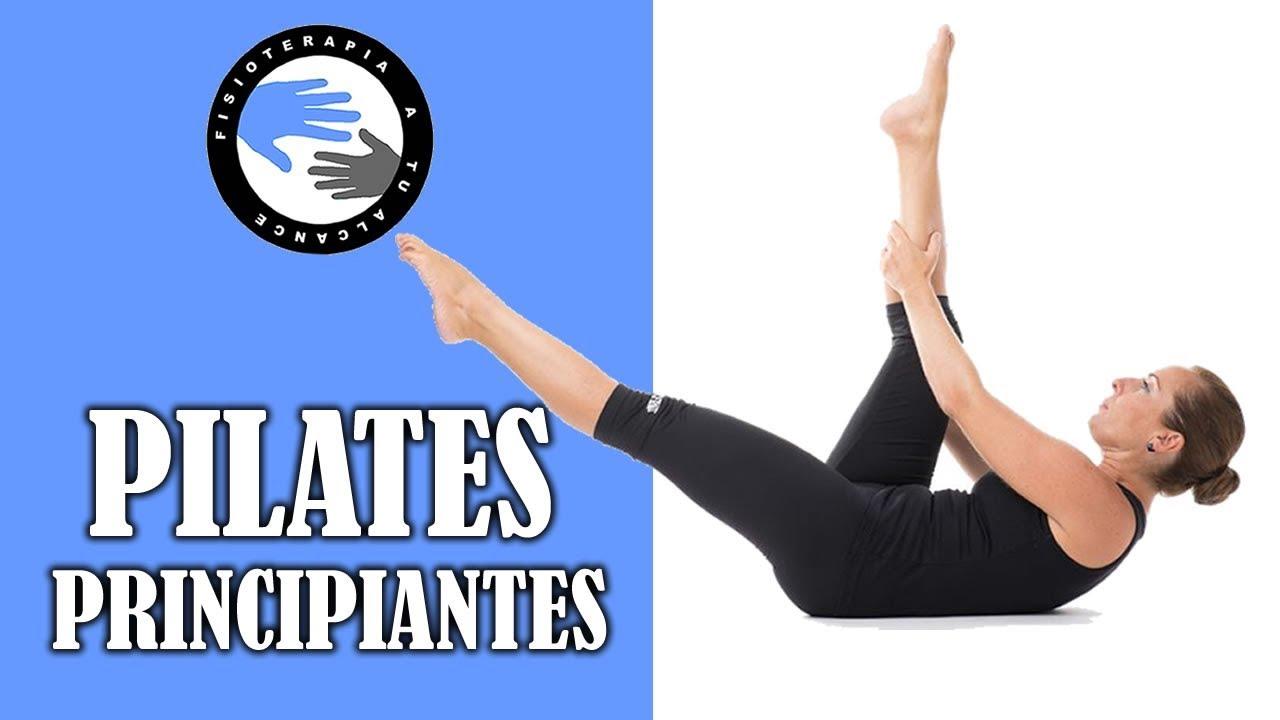 Pilates Para Principiantes Clase De Iniciacion Impartida Por Un Fisioterapeuta Youtube