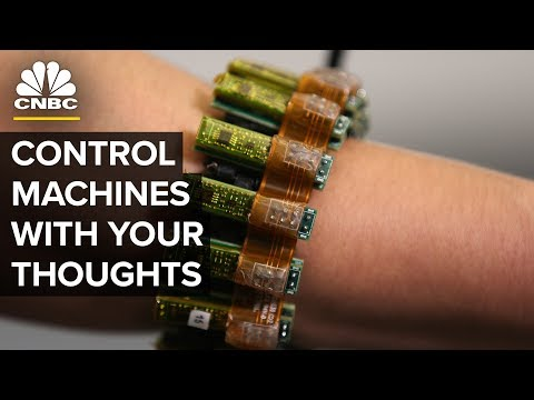 This Wearable Allows You To Control Machines With Your Mind | CNBC