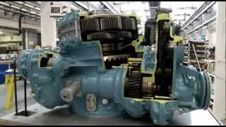 EC225 - Bevel Gear Vertical Shaft Process