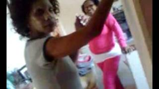 Crazy black lady with cream Pt.2 Thumbnail