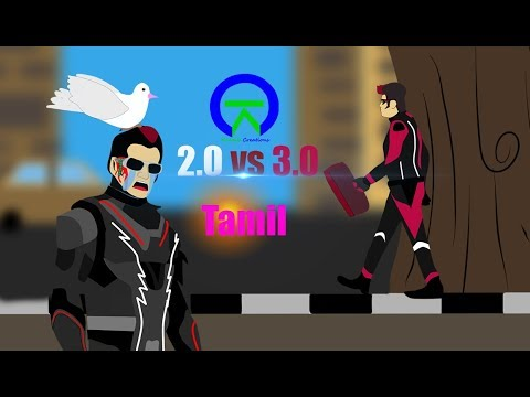 2.0 vs 3.0 Spoof Part  - 2  Tamil - Kalai's Creations