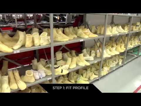 Bauer Hockey Innovation Center Factory Tour - Custom Skates