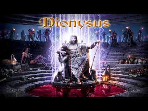 Dionysus (Bacchus)  - Greek God Of Wine, Merriment, Festivity And Pleasure | Greek Mythology Gods #8