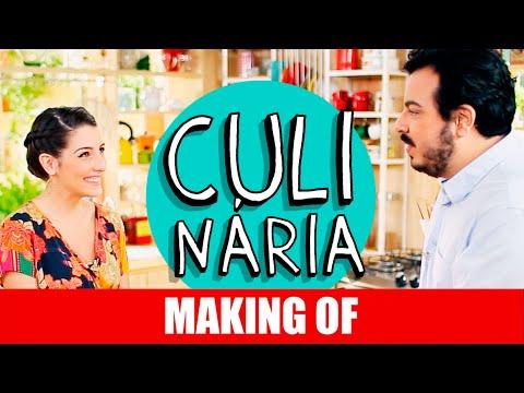 Making Of – Culinária