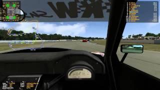 GTR 2 Lister Storm Race @ Sebring 10 Laps
