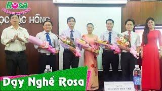 Phóng sự Đồng Nai RTV - Chặng đường 10 năm truyền nghề của Dạy nghề Rosa