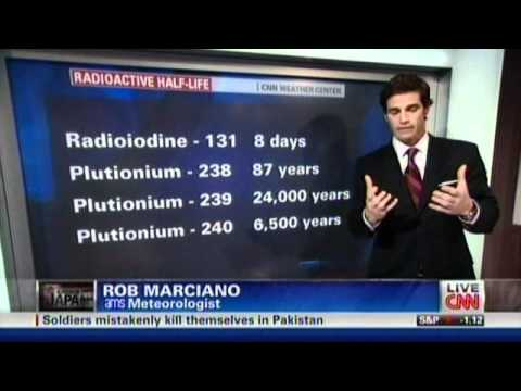 The Dangers Of Plutonium And Radioactive Half Life