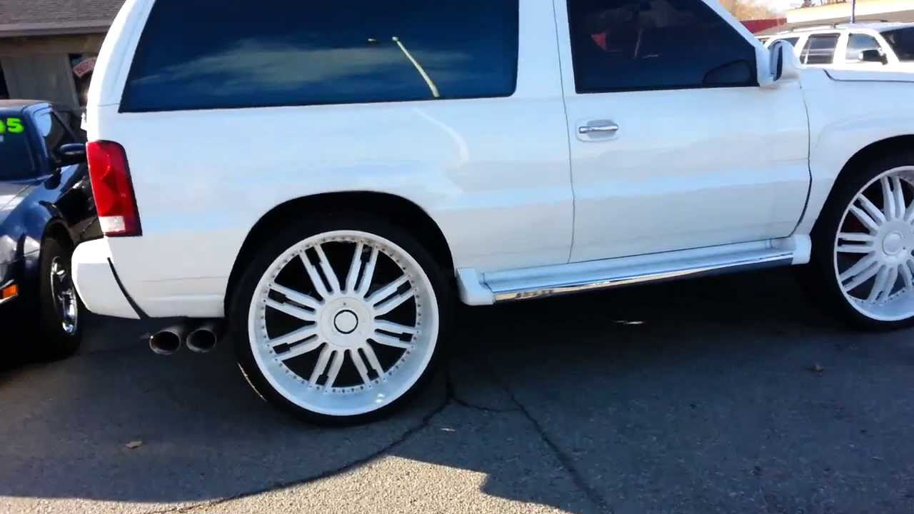 Watchon Chevy Tahoe 2 Door Conversion
