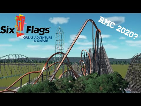 Six Flags New Rides 2020 Six Flags Theme Parks Future Predictions   Page 3   Industry