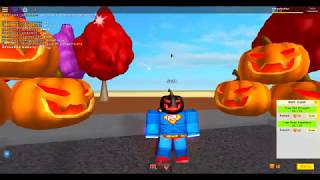 BECOMING STRONG IN ROBLOX II Super Power Training Simulator II
