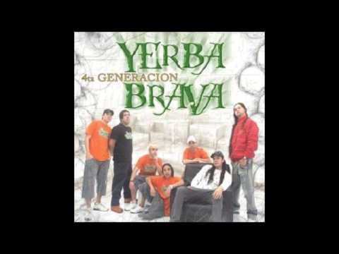 letra yerba brava: