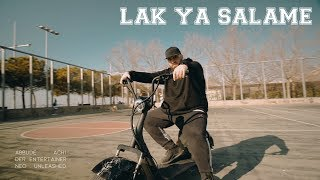 ABBUDE - LAK YA SALAME (Feat. Achi der Entertainer & Neo Unleashed) // Brod.  By Hunes