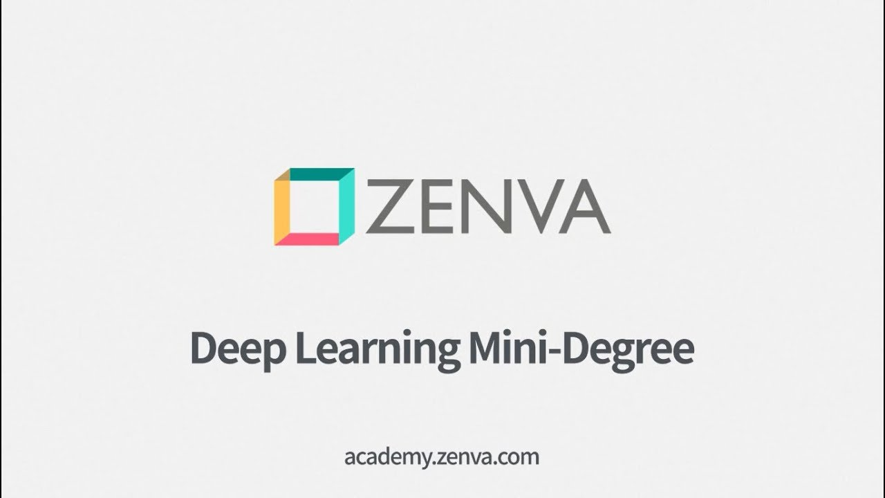 The Deep Learning Mini Degree Learn To Craft Advanced Artificial