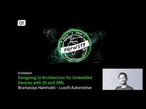 Designing UI Architecture for Embedded Devices with Qt and QML