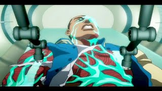 Cyborg Origins How Victor Become Cyborg Justice League War