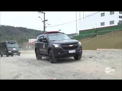 Bandidos tentam invadir Penitenciária de Joinville para resgatar presos