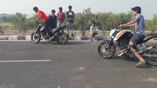Duke Stunts by Aaftab Khan