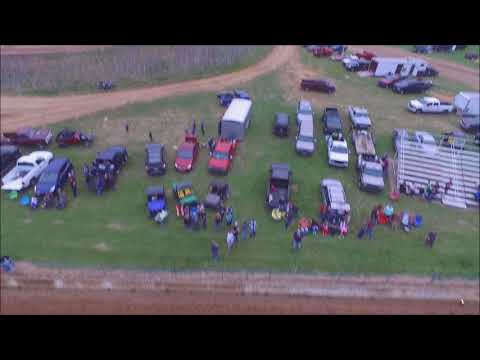 CIDRA FLAT DRAG RACING ROUTE 44 SPEEDWAY LIBERTY, IN MAY 5TH, 2018 DRONE VIDEO