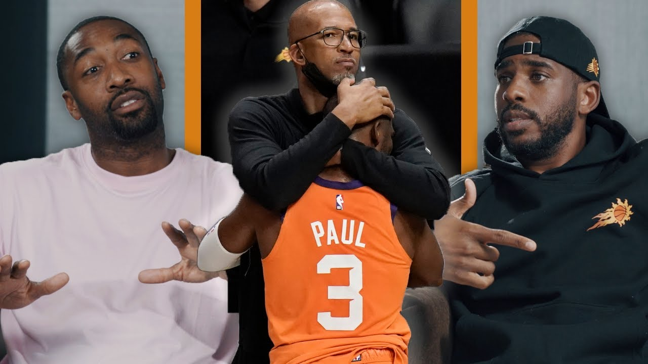 'I know how competitive he is:' Chris Paul shares thoughts on ...
