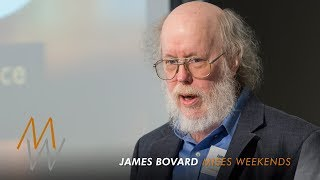 Jim Bovard on the Terrible Politicization of America