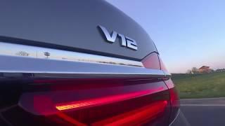 BMW 760 L W12 - najava emisije 28. travnja 2018.