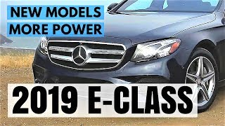 2019 Mercedes E-Class Review of Changes: What's New and Updates!