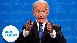 Biden slams Trump's COVID-19 response at debate: 'People are learning to die with it' | USA TODAY