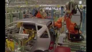 تصنيع السيارات خطوة بخطوة