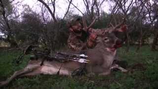 "Bowhunting Texas 10 Point  - ""Our Journey"" Ep 2"