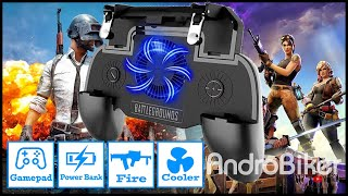 The Ultimate Gamepad for Pubg, Free Fire or Fortnite 🔥🔥🔥