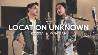Download lagu HONNE - Location Unknown ◑ (Raissa & Vontian Acoustic Cover)
