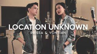 Download HONNE - Location Unknown ◑ (Raissa & Vontian Acoustic Cover)