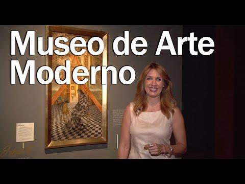 Glamour México | Remedios Varo en Museo de Arte Moderno | 3x06