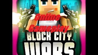 "Block City Wars ""Online Gameplay"" (iOS/Android)"
