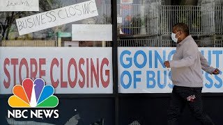 May Jobs Report 'Much Better Than Expected' With Drop In Unemployment Rate | NBC News