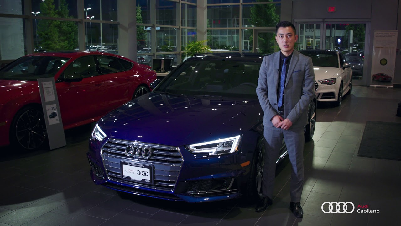 Capilano Audi A4 Youtube
