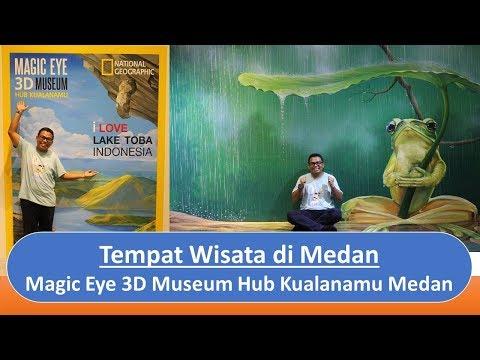 tempat-wisata-di-medan---magic-eye-3d-museum-hub-kualanamu