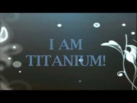 Titanium - David Guetta feat Sia (Lyrics)