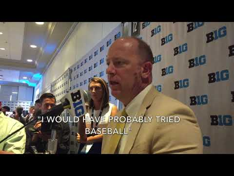 purdue-football-coach-jeff-brohm-on-his-cleveland-indians-baseball-career