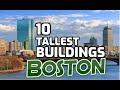Top 10 Tallest Buildings in BOSTON