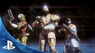 Destiny: The Taken King - Official E3 Reveal Trailer   PS4, PS3