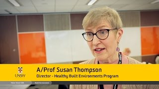 "Vox Pop - Susan Thompson - from the ""Place & Placelessness"" Symposium"