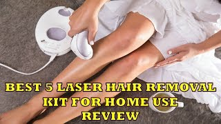 Best 5 Permanent Laser Hair Removal Machines for Home Use in India  - Review [Hindi]