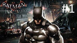 Batman Arkham Knight Walkthrough Gameplay Part 1 - Scarecrow (PC)