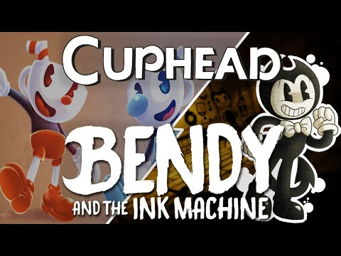 Bendy and the Ink Machine vs CUPHEAD ROLEPLAY STREAM 24/7 Cuphead & Batim Stream | ROLEPLAY IN CHAT