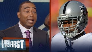 Cris Carter: Amari Cooper is a 'great addition' to the Dallas Cowboys | NFL | FIRST THINGS FIRST