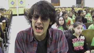 """Walking In The Sun"" Teddy Geiger ft. PS22 Chorus"