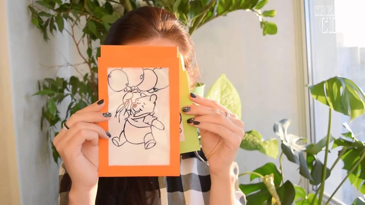 читаешь волшебная открытка мастер класс морозова